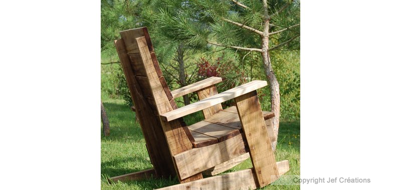 Rocking-chair Océan